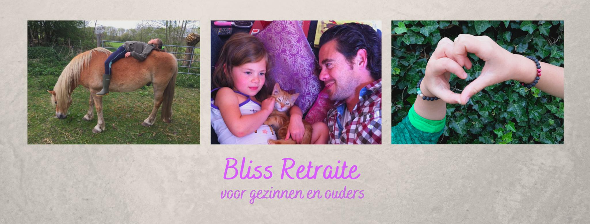 Bliss Retraites - voor gezinnen en ouders